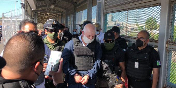 Estados Unidos entrega a México a Eduardo Arellano Félix | El Imparcial de Oaxaca