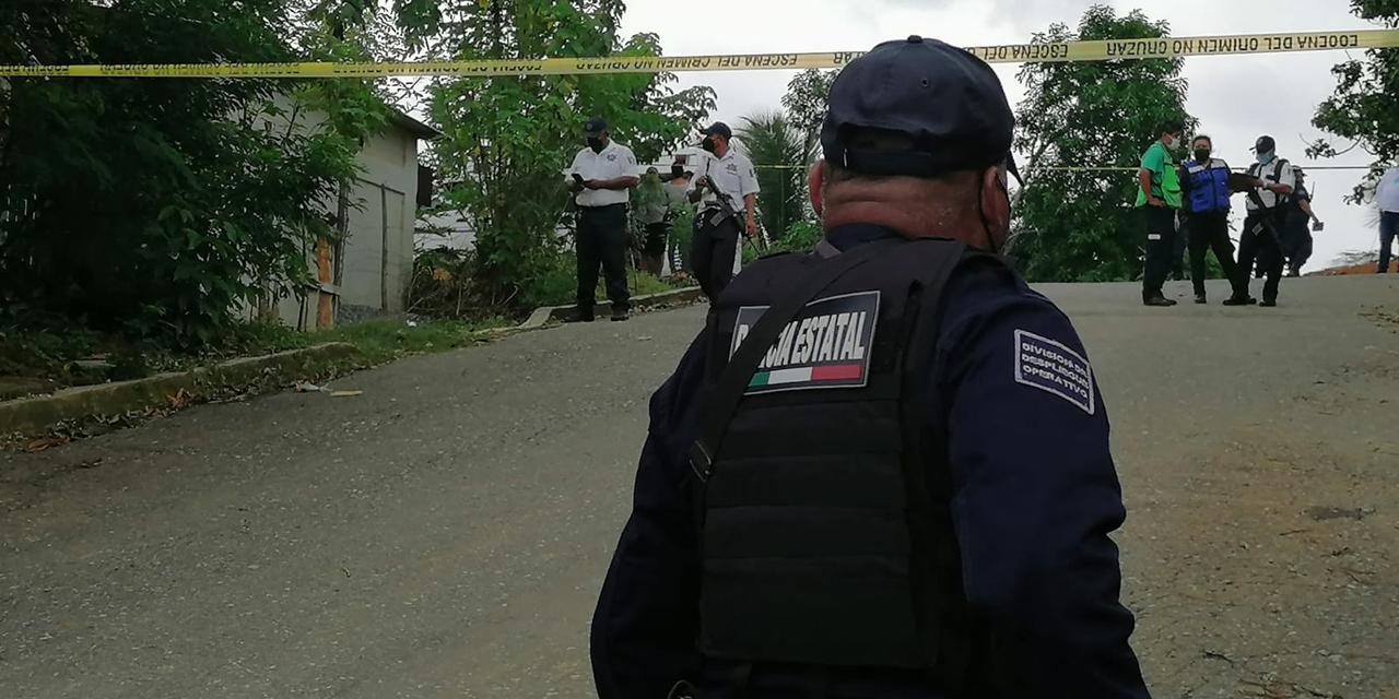 Llegan a matarlo a su propia casa en Matías Romero   El Imparcial de Oaxaca