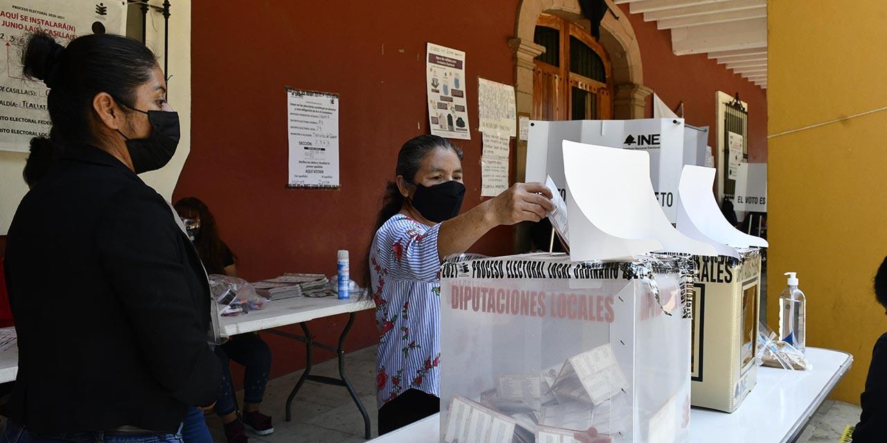 Gubernatura con aroma de mujer, dicen consejeros | El Imparcial de Oaxaca