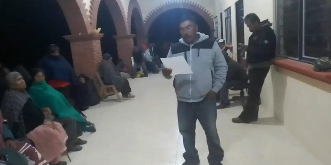 Denuncian ataque armado en Sta. Cruz Mitlatongo | El Imparcial de Oaxaca