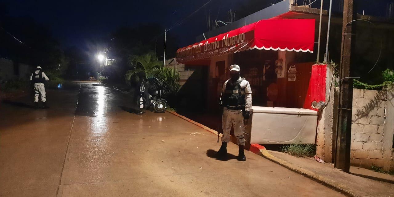 Ejecutado a balazos en Matías Romero | El Imparcial de Oaxaca