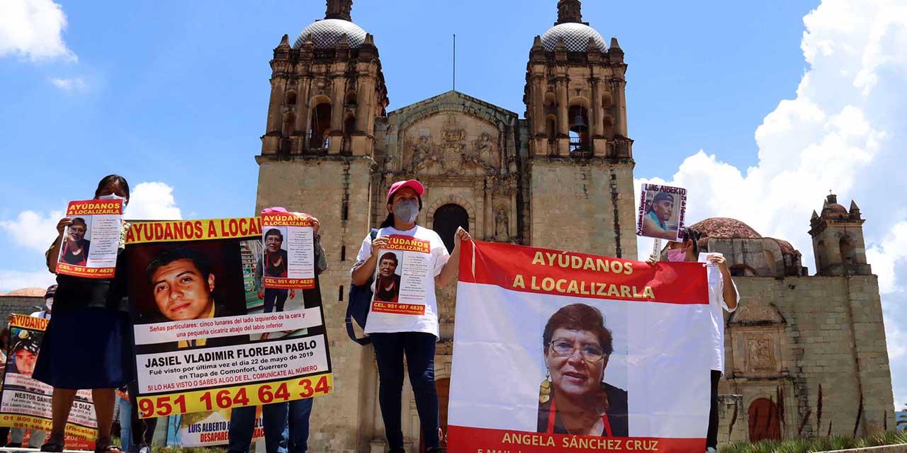 Colectivos estiman más de 3 mil desaparecidos en Oaxaca | El Imparcial de Oaxaca