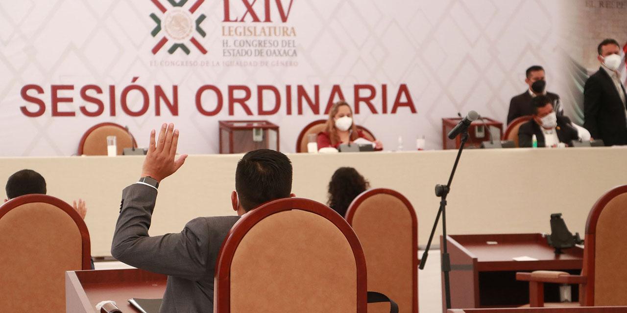 Programan comparecencias de funcionarios del Gobierno del Estado para este jueves y viernes | El Imparcial de Oaxaca
