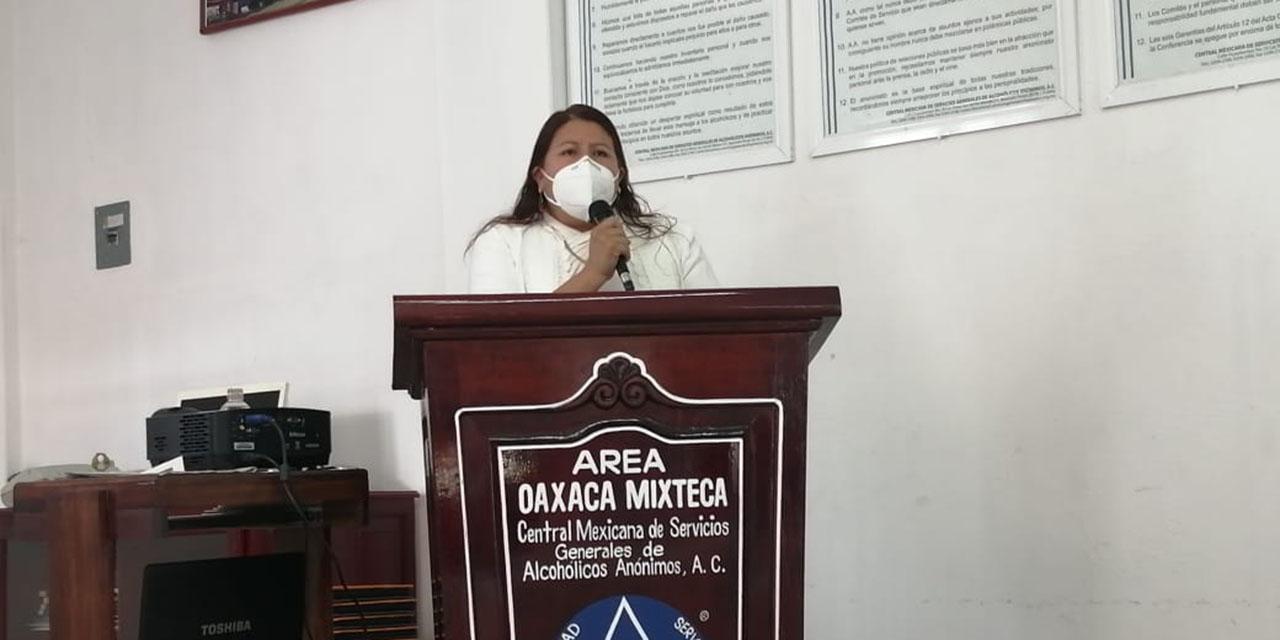 Buscan concientizar sobre el alcoholismo en Huajuapan de León   El Imparcial de Oaxaca