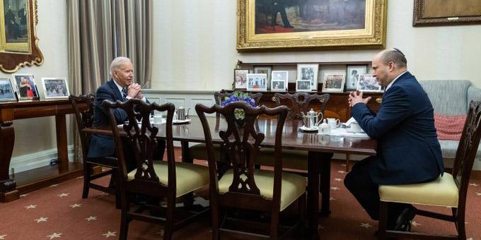 Biden recibe al primer ministro de Israel tras los ataques en el aeropuerto de Kabul   El Imparcial de Oaxaca