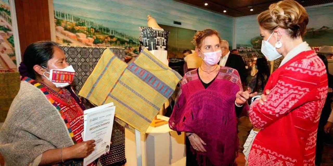 Recibe Oaxaca Galardón Nacional de Textiles | El Imparcial de Oaxaca