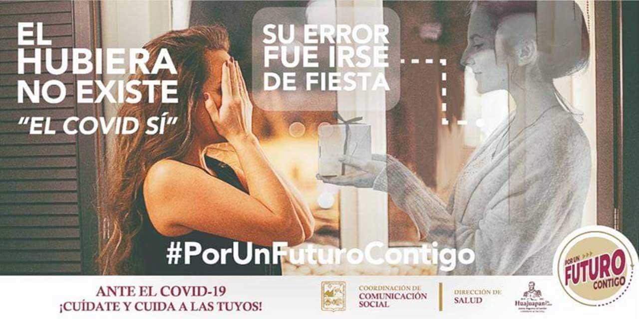 Buscan concientizar sobre complicaciones del Covid-19 | El Imparcial de Oaxaca
