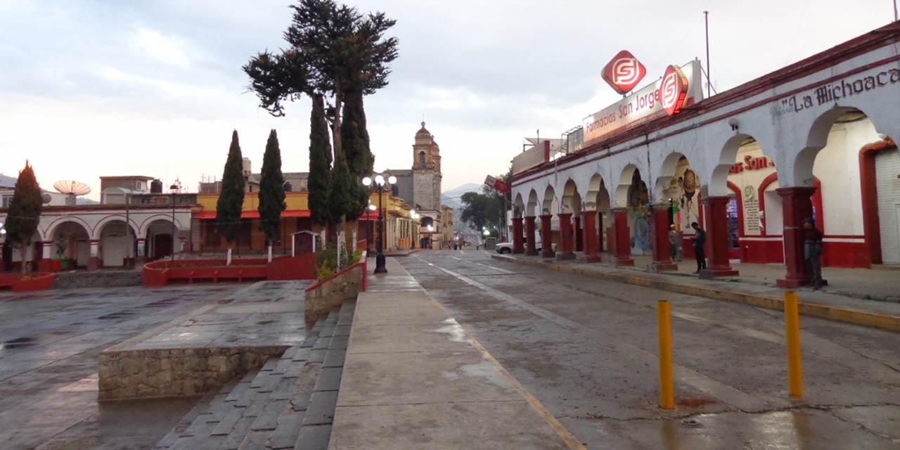 Se declara Tlaxiaco en semáforo rojo por Covid-19 | El Imparcial de Oaxaca