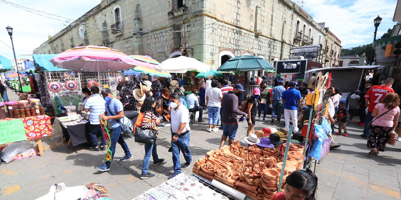 Informalidad llega a 80.7% en Oaxaca   El Imparcial de Oaxaca