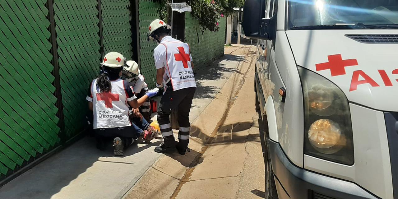 Sexagenario azota de un poste en Viguera | El Imparcial de Oaxaca