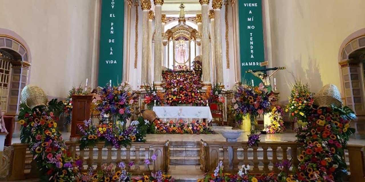 Inician las fiestas patronales en Tlaxiaco   El Imparcial de Oaxaca