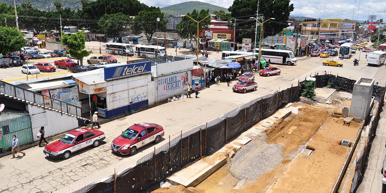 Central de Abasto: persiste caos por obras sin plan | El Imparcial de Oaxaca