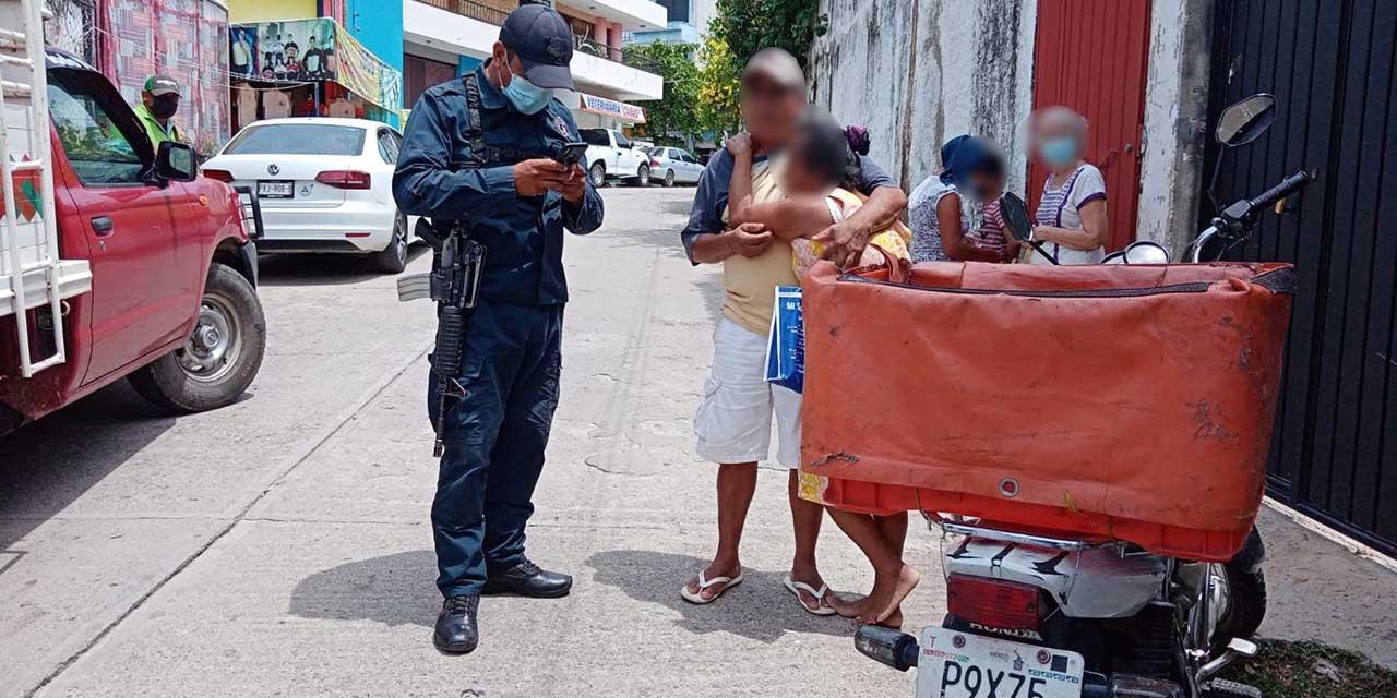 Atropellan a una mujer en Pinotepa Nacional | El Imparcial de Oaxaca