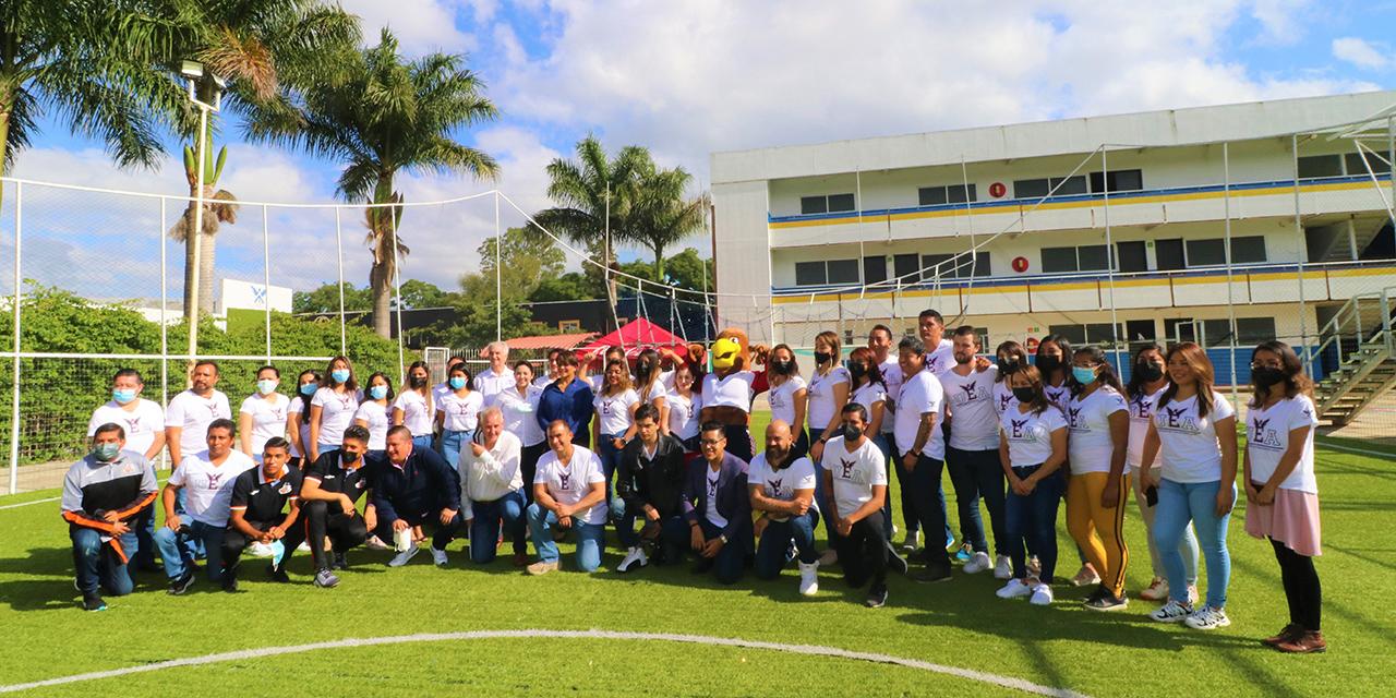 Profesionalizan el entrenamiento deportivo   El Imparcial de Oaxaca