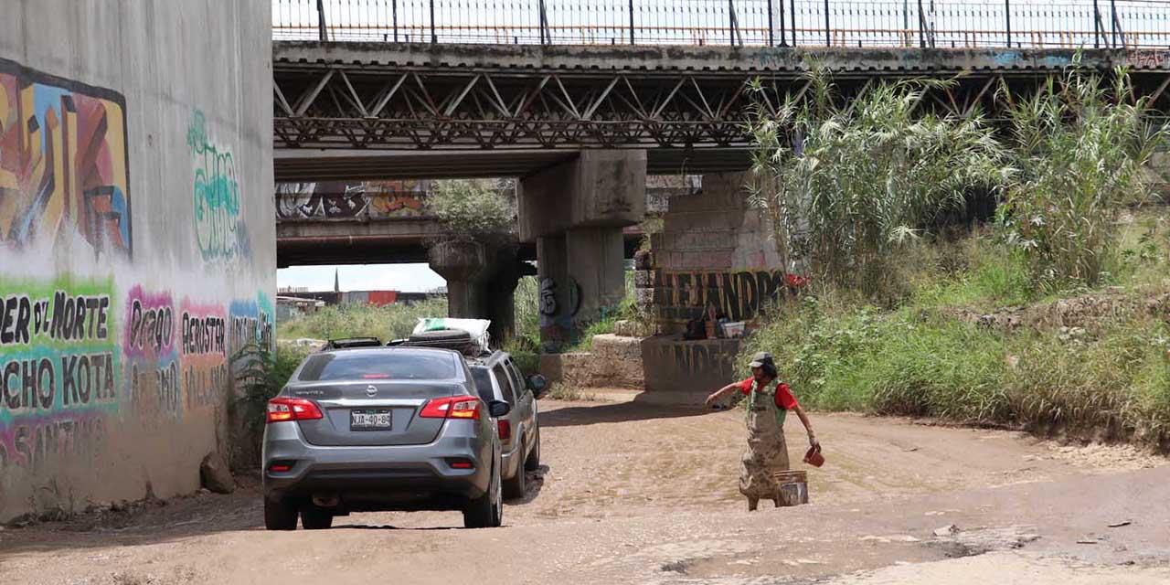 Municipios conurbados abandonan vialidades de la ciudad de Oaxaca   El Imparcial de Oaxaca