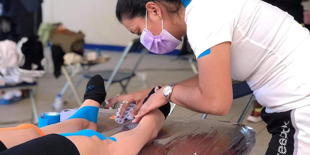 Entrenadores oaxaqueños suspenden jornada de antropometría   El Imparcial de Oaxaca