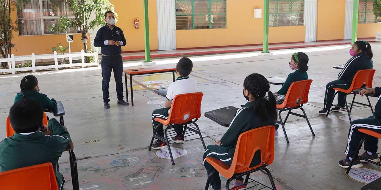Oaxaca, con limitantes para reabrir escuelas | El Imparcial de Oaxaca
