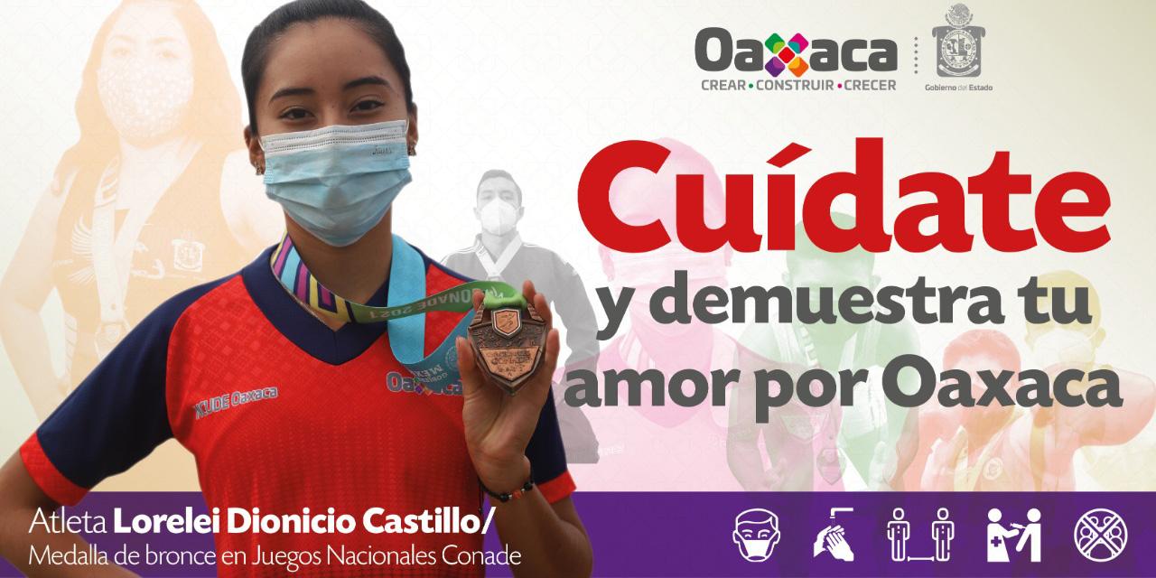 Seleccionados estatales lanzan campaña ante la contingencia | El Imparcial de Oaxaca
