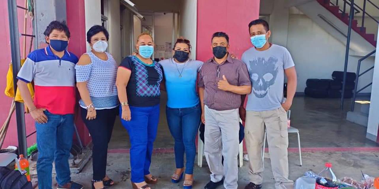 Ayuntamiento de Salina Cruz adeuda 22 mdp a sindicatos   El Imparcial de Oaxaca