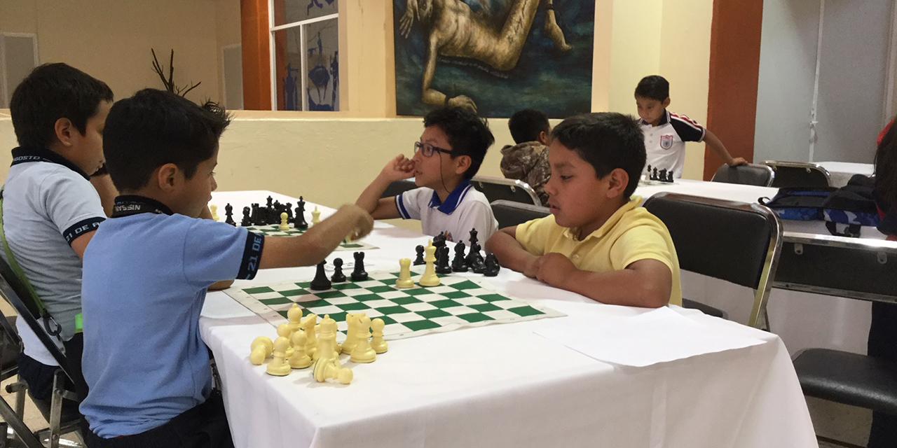 Van trebejistas por Campeonato Sub 8   El Imparcial de Oaxaca
