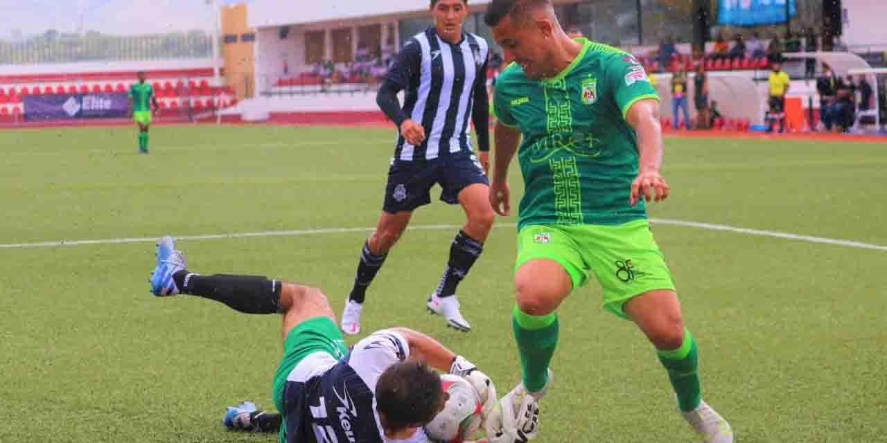 Chapulineros ganó en su presentación en la Liga de Balompié Mexicano | El Imparcial de Oaxaca