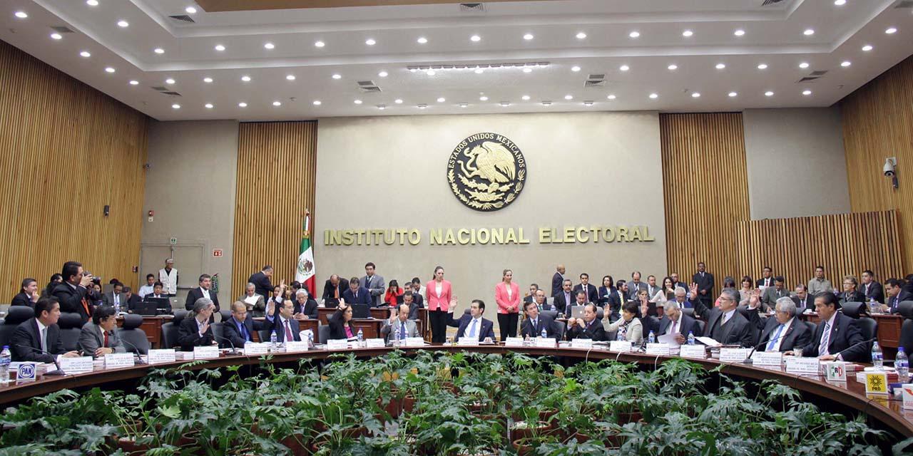 Consejero del INE demanda presupuesto justo   El Imparcial de Oaxaca
