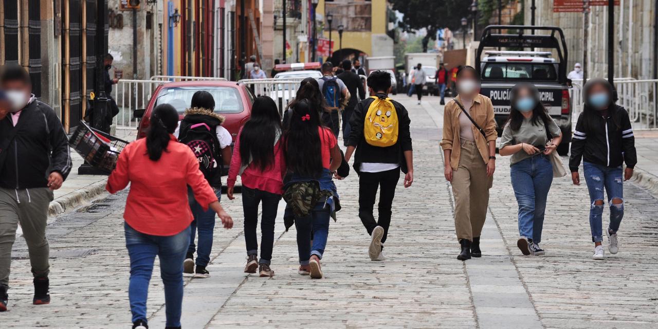 Nuevo máximo: 791 contagios en un día | El Imparcial de Oaxaca