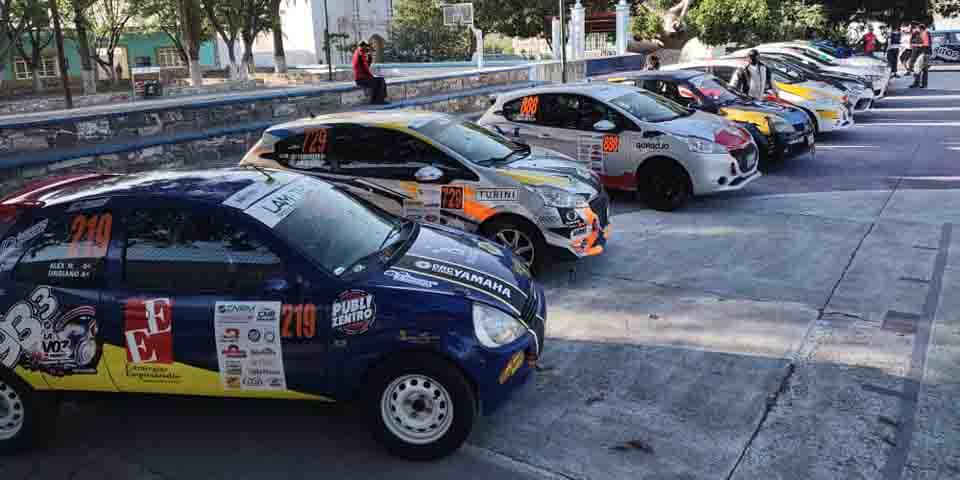 Oaxaca presente en el Rally Sierra Juárez.   El Imparcial de Oaxaca