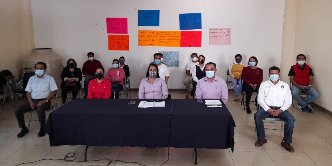 Limpieza de hospitales en La Mixteca en riesgo por despidos   El Imparcial de Oaxaca