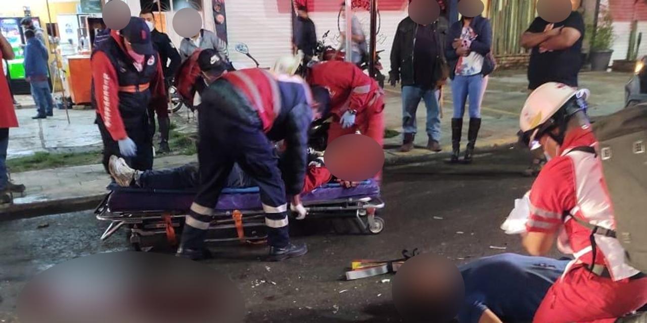 Sufren fuerte accidente en Huajuapan   El Imparcial de Oaxaca
