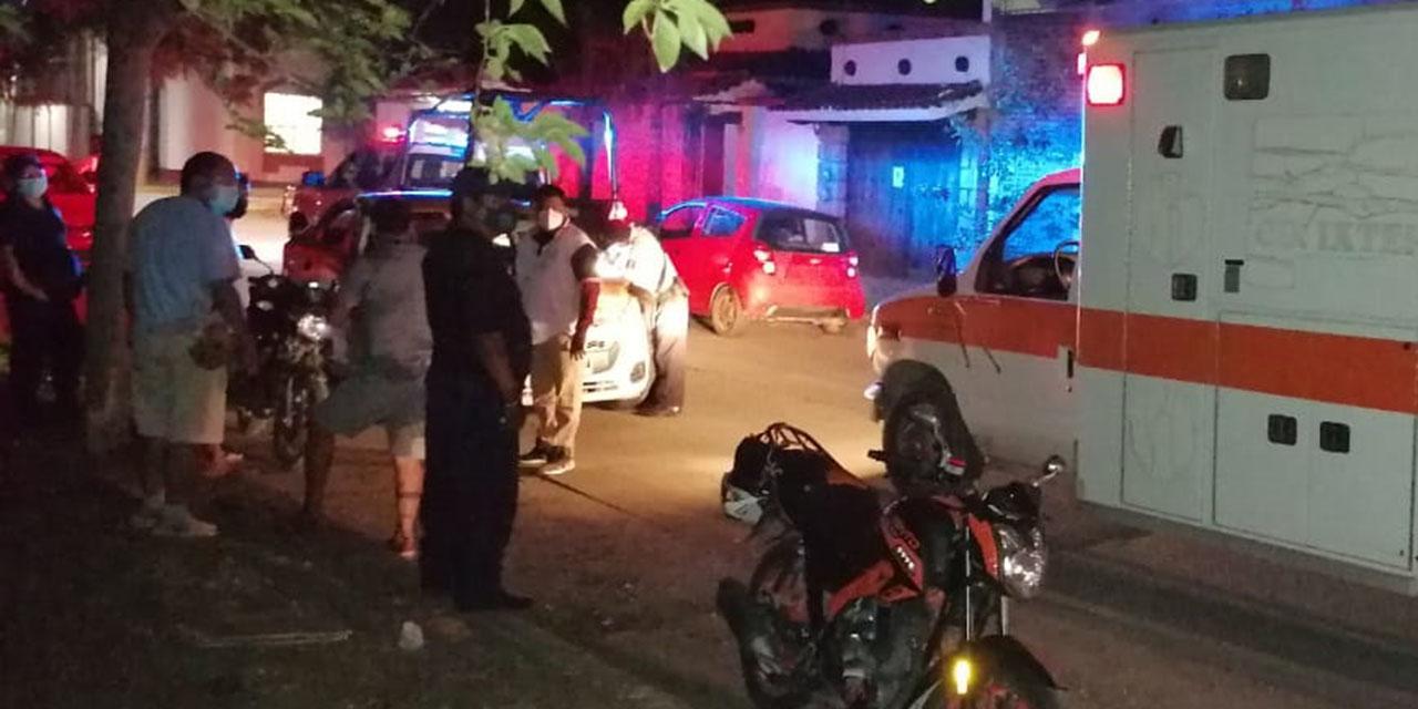 Aparatoso derrape en Ciudad Ixtepec   El Imparcial de Oaxaca