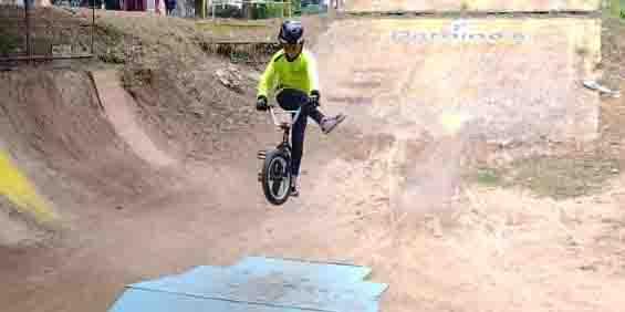 Realizan sus mejores trucos en el ciclismo BMX | El Imparcial de Oaxaca