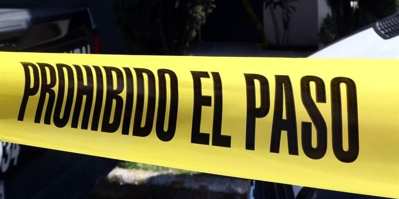 Ejecutan a vecino de la población de El Jícaro   El Imparcial de Oaxaca