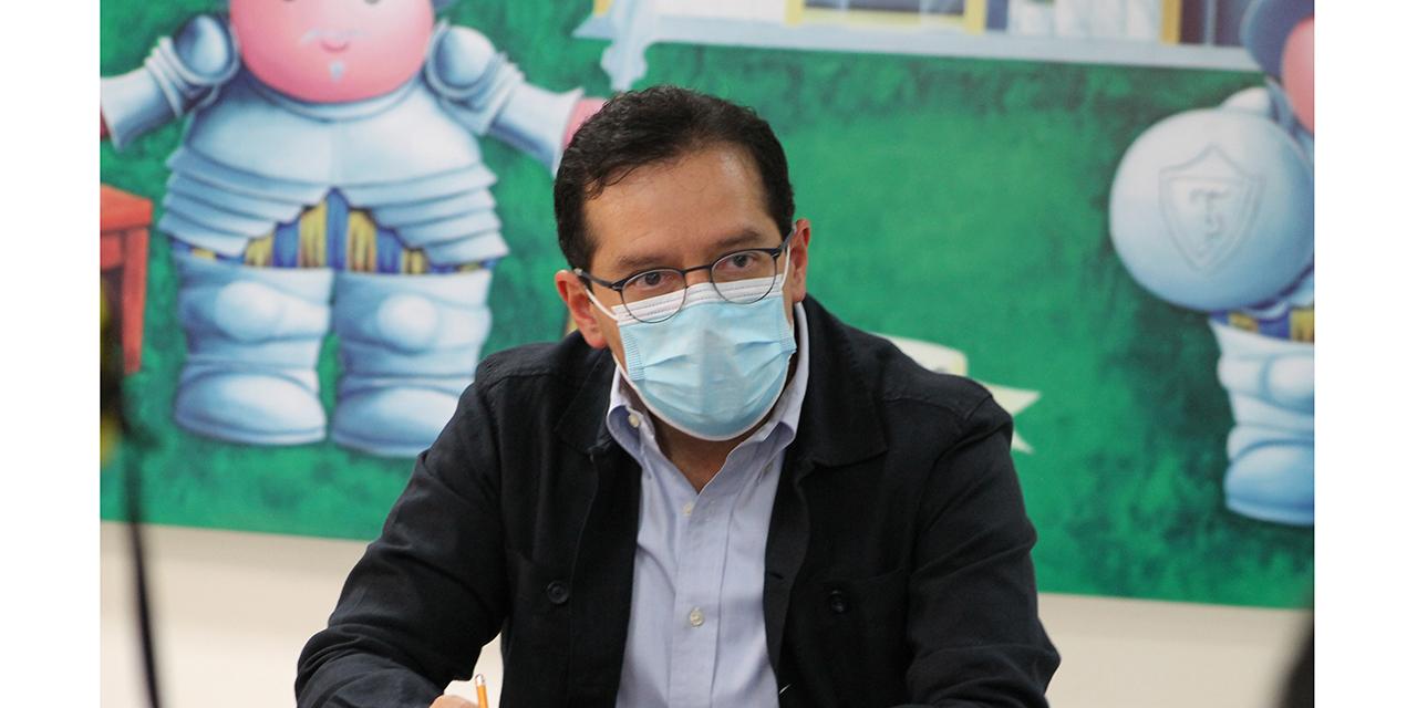 """""""Mi sueño, ser Gobernador de Oaxaca"""": Ramírez Pineda   El Imparcial de Oaxaca"""