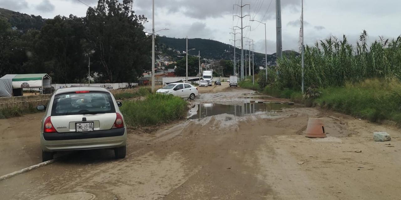 Obras inconclusas de Sapao hunden a Riberas del Atoyac | El Imparcial de Oaxaca