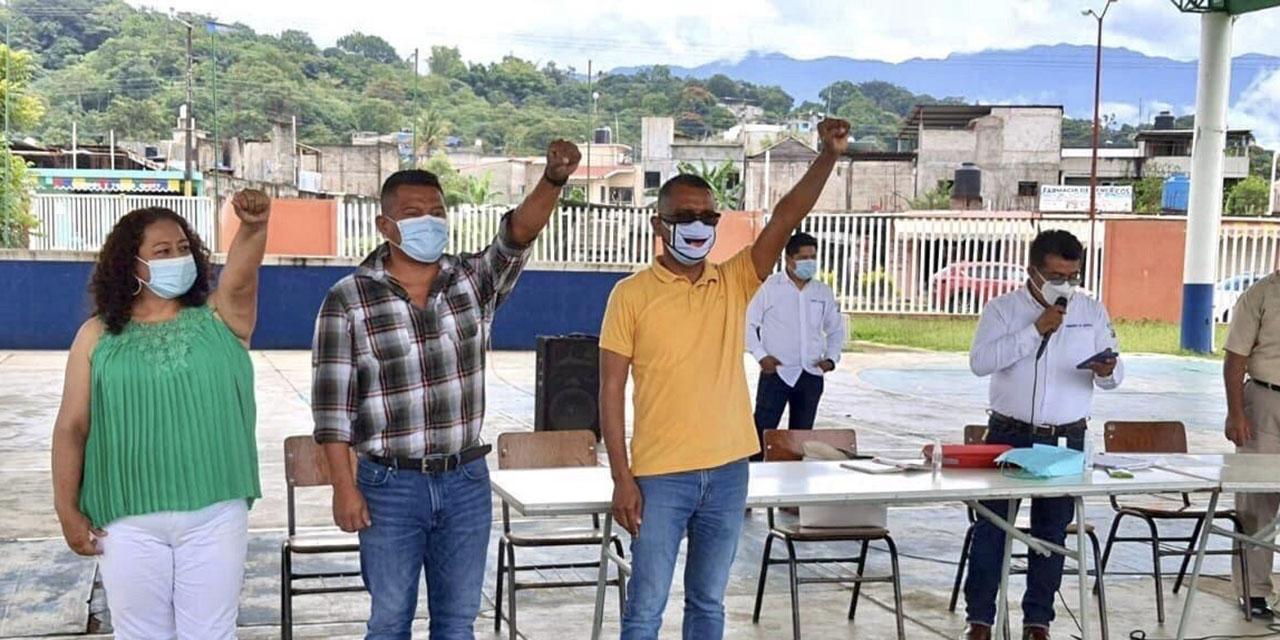 Nombran a la primera mujer como directora de la Normal en Putla | El Imparcial de Oaxaca