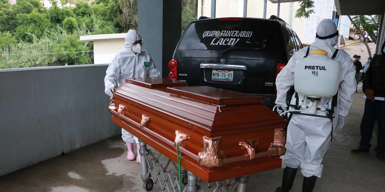 Nuevo récord en contagios y decesos por Covid-19 en Oaxaca | El Imparcial de Oaxaca