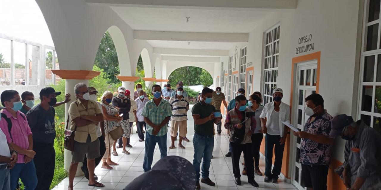 Definen fecha para elección de Bienes Comunales de Pochutla | El Imparcial de Oaxaca