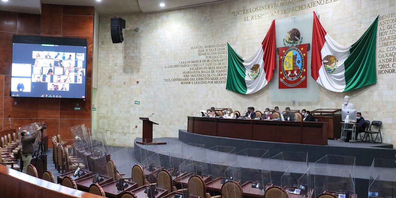 Más sombras que luces en labor de la 64 legislatura | El Imparcial de Oaxaca