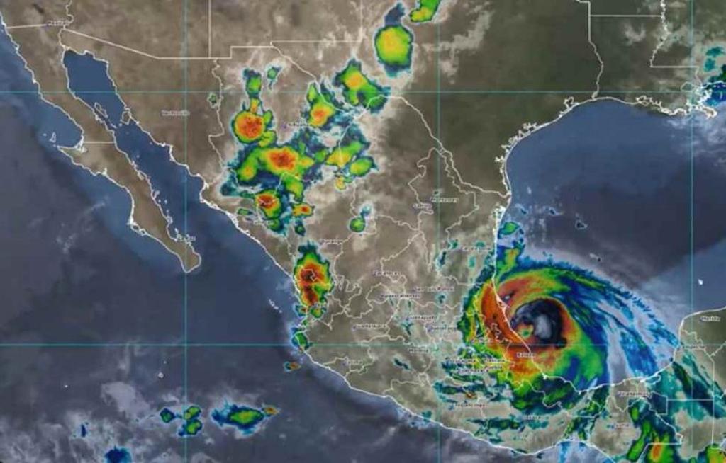 Grace afecta 20 estados al mismo tiempo   El Imparcial de Oaxaca
