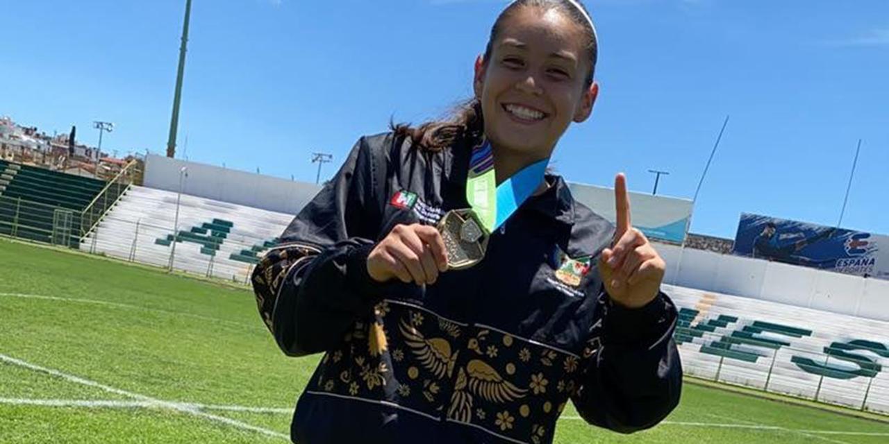 Sofía Moreno, a fuerzas básicas del Club Pachuca   El Imparcial de Oaxaca