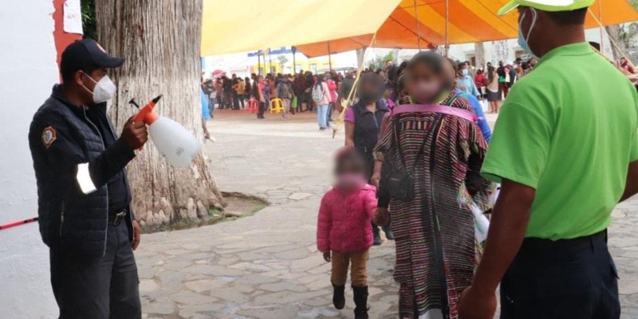 Tlaxiaco se va a confinamiento para reducir efectos de Covid-19   El Imparcial de Oaxaca