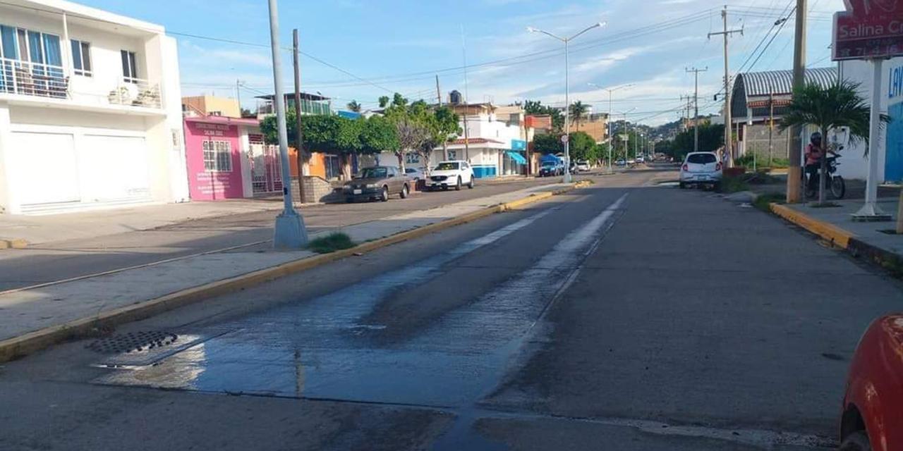 Barrio Cantarranas, entre aguas negras   El Imparcial de Oaxaca