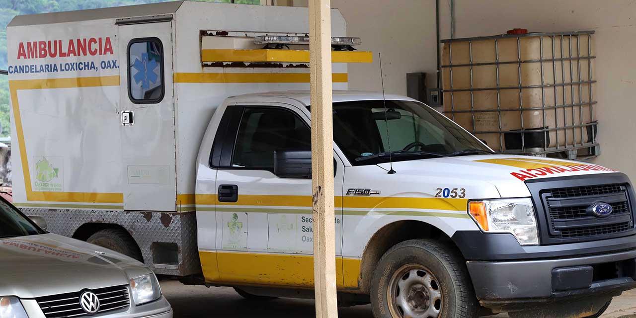 Hospital inconcluso en Loxicha, deshuesadero de autos oficiales   El Imparcial de Oaxaca