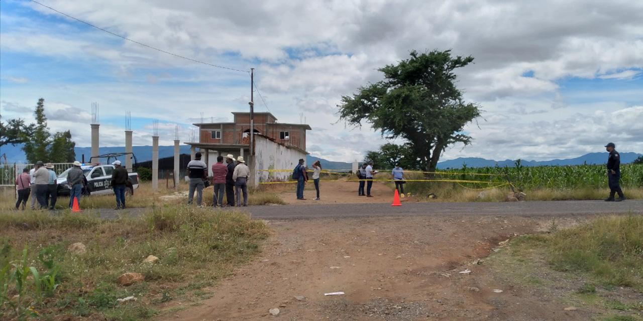 Ejecutan a chofer en jurisdicción de Tlacolula | El Imparcial de Oaxaca