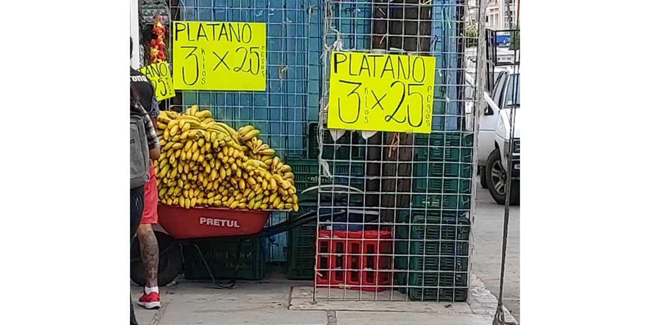 Funcionarios del ayuntamiento de Salina Cruz venden espacios en la calle   El Imparcial de Oaxaca
