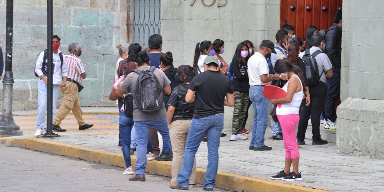 Activos 13 brotes de Covid en Oaxaca | El Imparcial de Oaxaca