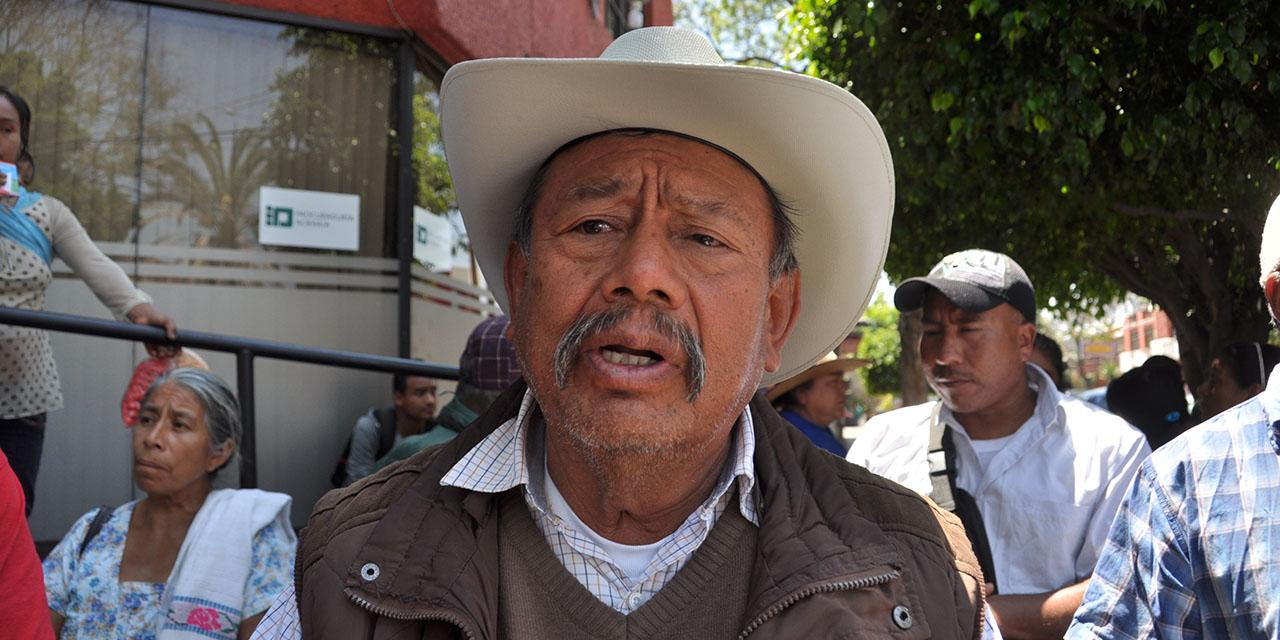 Se eterniza Uriel Díaz al frente del PUP | El Imparcial de Oaxaca