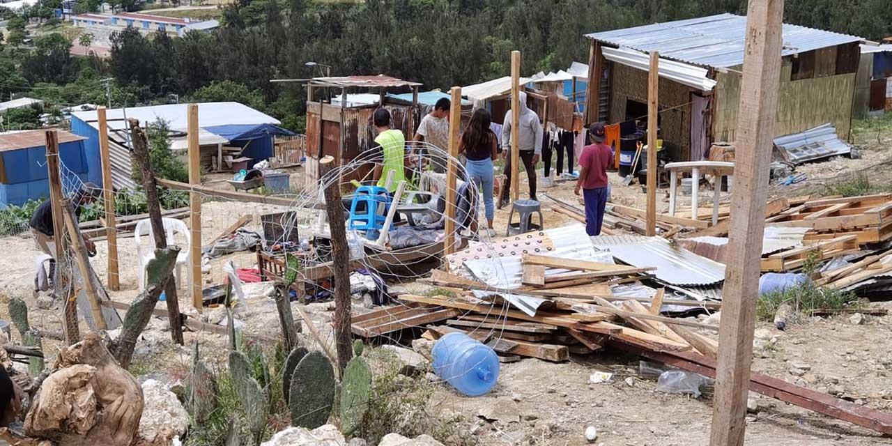 Colonos afectados por lluvias en San Antonio de la Cal piden ayuda | El Imparcial de Oaxaca