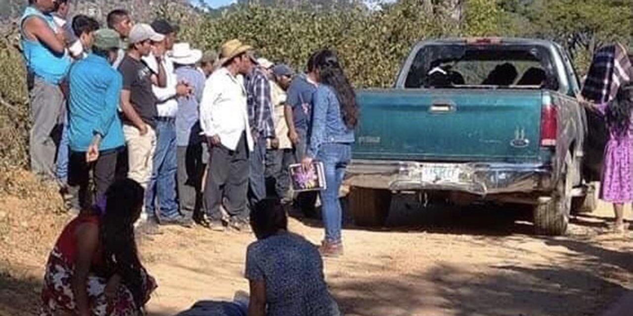 Sangriento ataque armado en la Sierra Sur | El Imparcial de Oaxaca